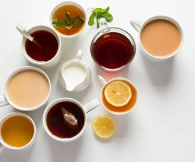 Teas and Tea Cocktails to Drink During Flu Season