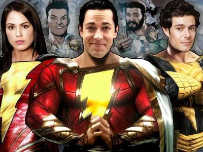The Actors Who Could Play DCEU's Adult Shazam Family