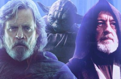 J.J. Abrams Pulls the Thread on Rise of Skywalker Force Ghosts