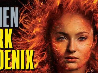 The X-Men Head to Outer Space in Dark Phoenix First Look