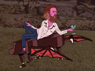 "Father John Misty - ""Date Night"" Video"