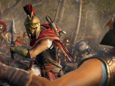 Assassin's Creed Odyssey has some magnificent big team battles