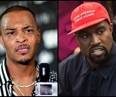 T.I. slams Kanye West over Donald Trump meeting