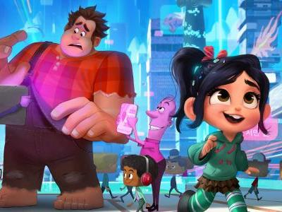 Wreck-It Ralph 2 Gets an Official Synopsis & New Image