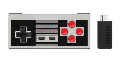 Amazon Lists A New Wireless NES Classic Controller