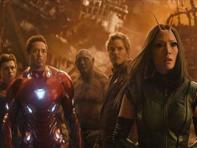 Marvel Reveals Avengers: Infinity War's Digital Release Date