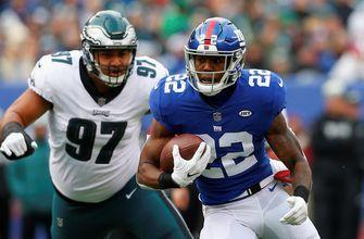 Cris Carter on Giants matchup with Eagles on TNF: 'Their season hangs in the balance'