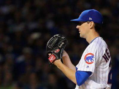 Kyle Hendricks makes Cubs history with historically bad first inning vs. Braves