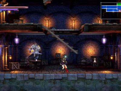 Where To Find The Warhorse Key & Door In Bloodstained Ritual Of The Night