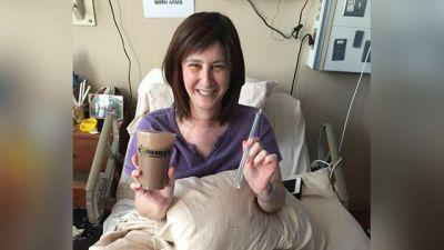 'We will figure out a way to do this': Dying woman's final wish for out-of-state milkshake granted