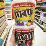 Target Is Selling Literal Buckets of M&M's, So Excuse Me While I Stock Up For Life
