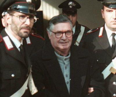 Mafia 'boss of bosses' Salvatore 'Toto' Riina dead at 87