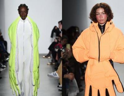 Chenpeng goes for e-commerce appeal at New York Fashion Week