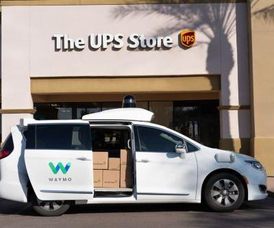 Waymo And UPS Team Up For Self-Driving Delivery Vans