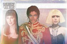 Greatest of All Time: 40 Years, 40 Highlights from Billboard's Dance Club Songs Chart