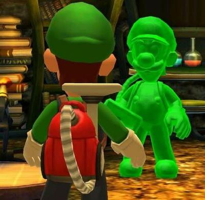 Player two doppelganger in Luigi's Mansion remake is officially named 'Gooigi'