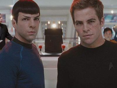 Quentin Tarantino Says His 'Star Trek' Film Will Be Like 'Pulp Fiction' in Space