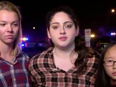 'I already learned from Vegas. Get out of there as fast as you can.' Survivors describe the shock and horror of the Thousand Oaks shooting