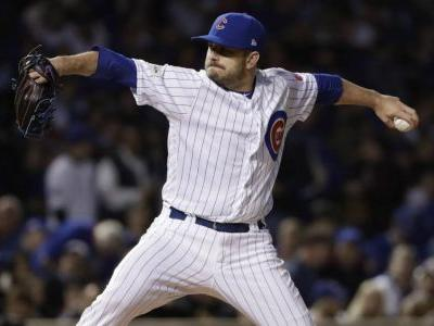 AP source: Cubs, Duensing agree to 2-year deal