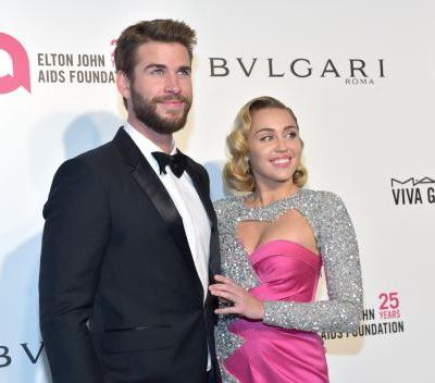 It Totally Looks Like Miley Cyrus And Liam Hemsworth Just Got Married And We're Losing Our $ *!