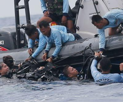 Indonesia discovers crashed Lion Air jet's cockpit voice recorder