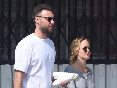 Ice Ice, Baby! Jennifer Lawrence Flashes Diamond Engagement Ring on Date Night With Cooke Maroney