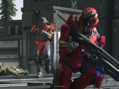 """First Halo: Infinite multiplayer technical test could happen """"as soon as next weekend"""""""