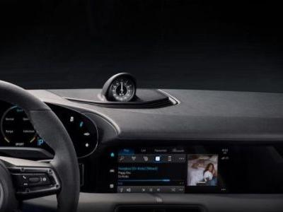 You Won't Need A Phone To Use The Porsche Taycan's Apple Music