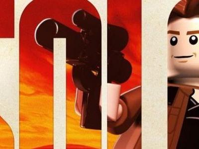 Solo: A Star Wars Story Character Posters Get LEGO Makeover