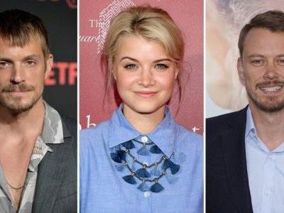 Apple's Upcoming Sci-Fi Series From Ronald D. Moore Casts Joel Kinnaman, Michael Dorman, and Sarah Jones