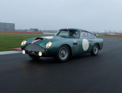 Aston Martin DB4 GT Continuation Driven: Suddenly, It's 1959!