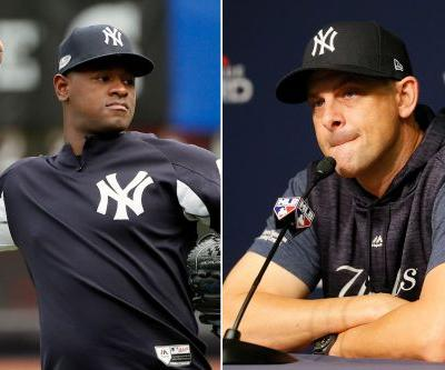 Inside Aaron Boone's high-risk decision to start Luis Severino