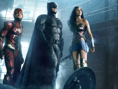 'Justice League' Is Just Okay