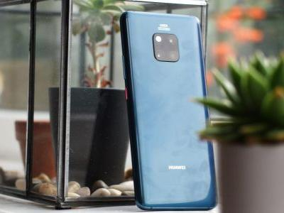 The Huawei Mate 20 Pro won't come to US
