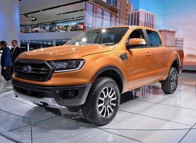 2019 Ford Ranger pickup aims to make up lost ground with a dose of tech
