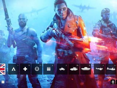 Battlefield 5 Releases on October 19th, Chaotic Trailer Revealed