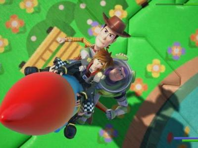 Kingdom Hearts 3 New Gameplay Trailer Showcases Epic Boss Fight, Toy Story World