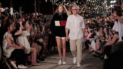 Tommy Hilfiger Is Moving His Fashion Show to L.A. This Season