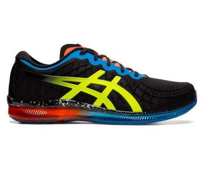 Asics' Latest GEL-Quantum Infinity Is Imbued With Blue, Yellow and Red Gradients