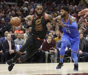 Thunder thump Cavs 148-124, keep LeBron shy of 30,000 points
