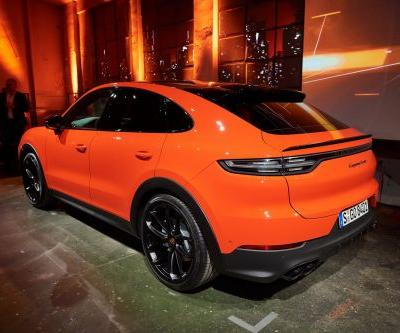 Porsche Cayenne Coupe Launched With Sleeker Styling