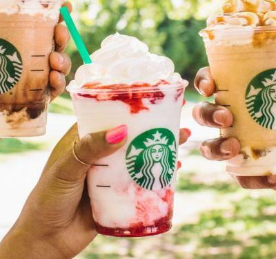 Starbucks's New Pink Frappuccino Is Just a Strawberry Milkshake
