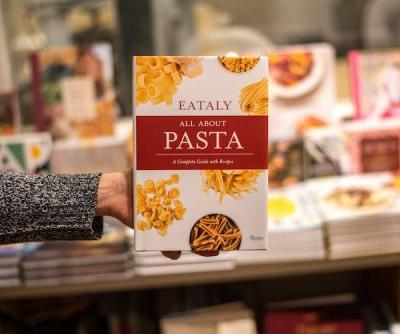 Meet Our New Pasta Book