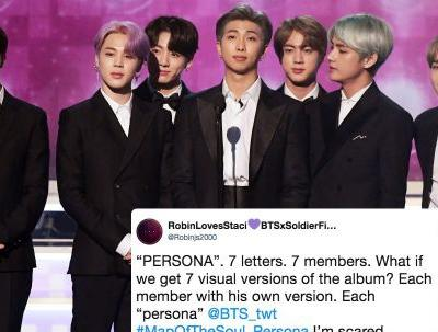 These BTS 'Map of The Soul: Persona' Fan Theories Will Make You More Excited For The Album