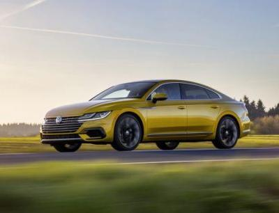 R You Surprised? Volkswagen Arteon Will Offer R-Line Trim