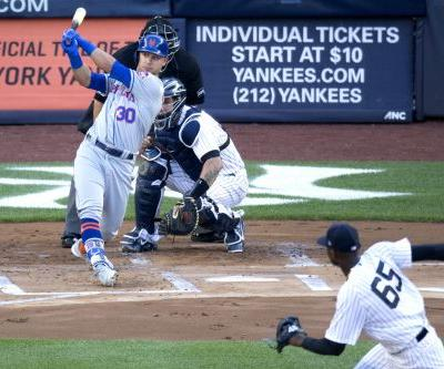 Michael Conforto looked like an All-Star again for one night
