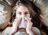 Chronic sinusitis DOUBLES a person's risk of depression, study finds