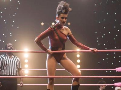 GLOW Season 2 Premiere Date Announcement Trailer Channels Flashdance