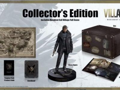 Resident Evil Village Collector's Edition announced - here where's to pre-order