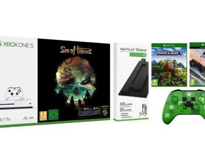 Amazon Prime Day UK 2018: Xbox One With Three Free Games, Controller, Stand Discounted